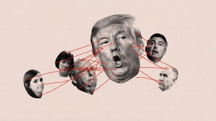 Senate Republicans' Big Trump Problem