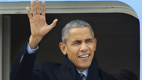 Congress Tells Obama to Start Planning His Departure