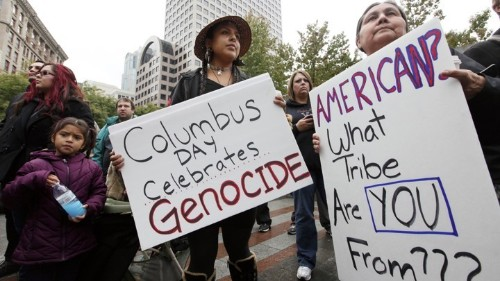 Rethinking History Class on Columbus Day