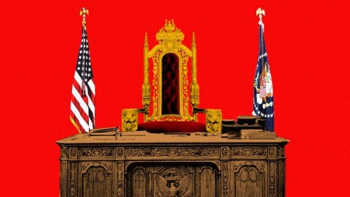 Executive Power Doesn't Mean Much