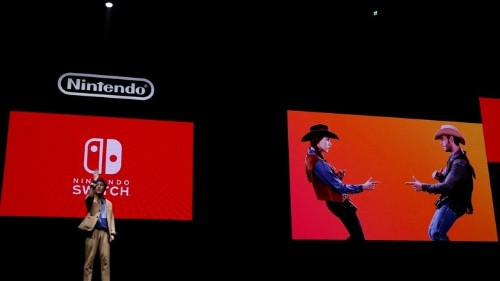 Nintendo Wants Players to Look at Each Other Again