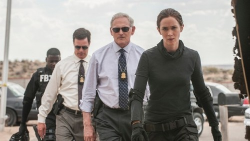 The Almost-Greatness of Sicario