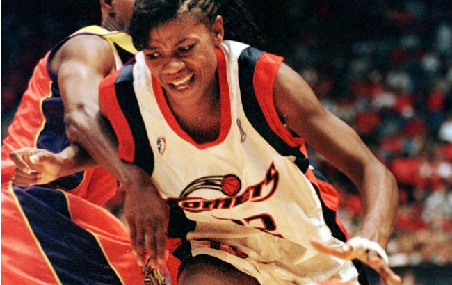 How Sheryl Swoopes's Pregnancy Changed Professional Sports Forever