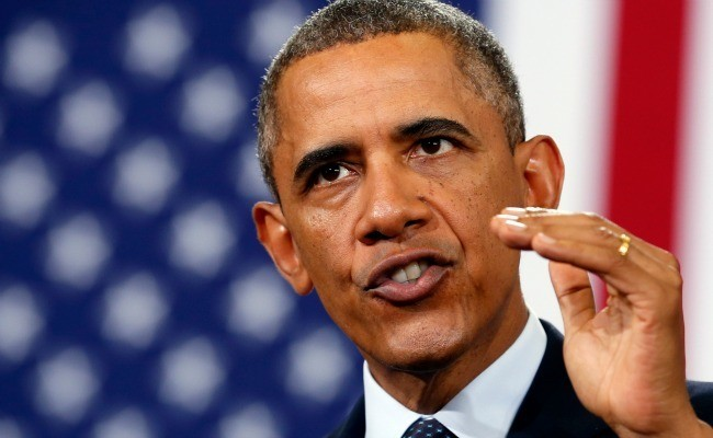 Obama Isn't Too Worried That Delaying the Employer Mandate Is Illegal