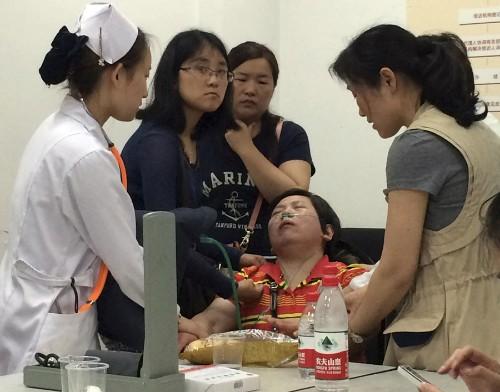Scenes From China's Yangtze River Disaster