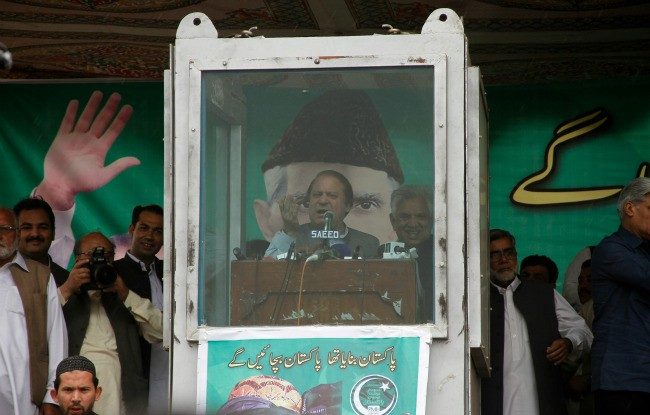 Democracy's Surprisingly Low Approval Rating in Pakistan