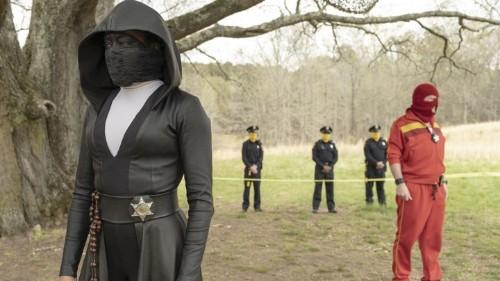 Watchmen Is a Blistering Modern Allegory