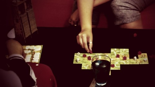 How Board Games Conquered Cafes