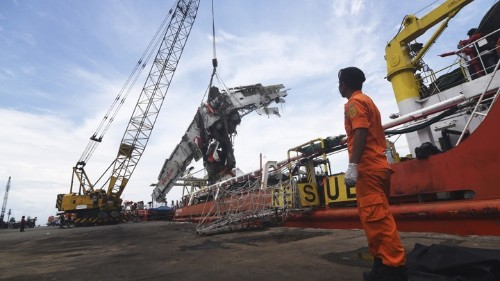 What Brought AirAsia Flight 8501 Down?