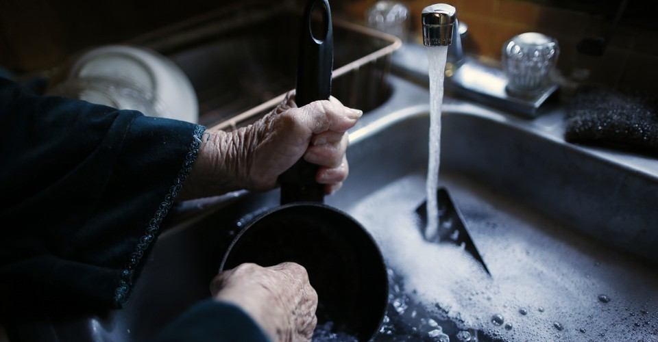 Letters: Who Handles The Dishes?