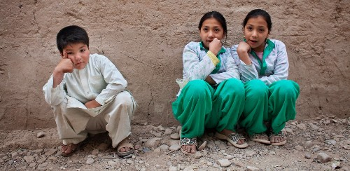 The Afghan Girls Who Live as Boys
