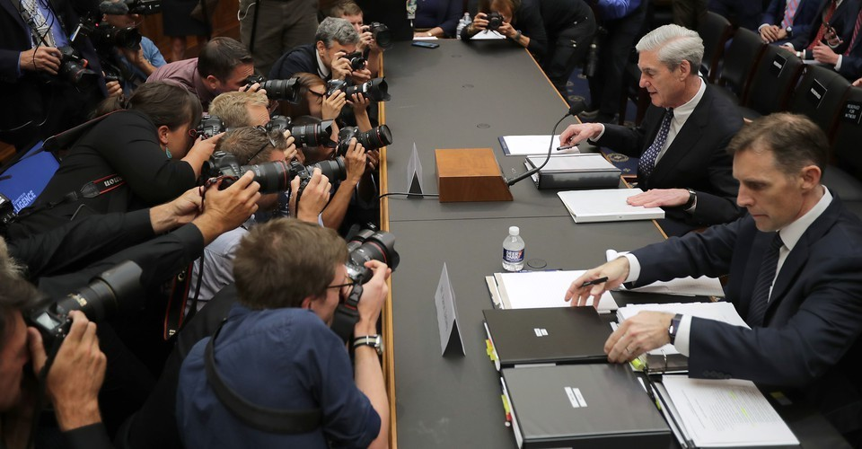 Robert Mueller and the Tyranny of 'Optics'