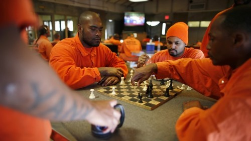 How Prisons Kick Inmates Off Facebook