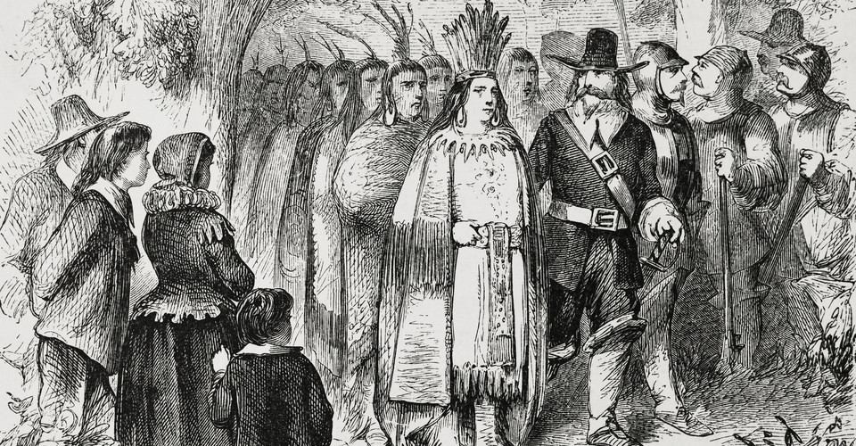 In 1621, the Wampanoag Tribe Had Its Own Agenda