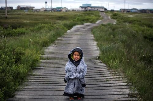 Alaska's Climate Refugees