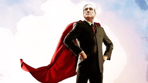 Robert Mueller, Awkward Superhero