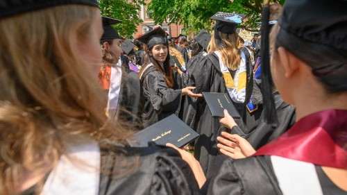 The Importance of Liberal-Arts Commencement Traditions