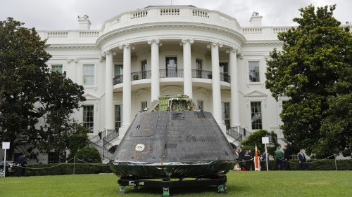A Short History of Presidential Vacillation: Mars or the Moon