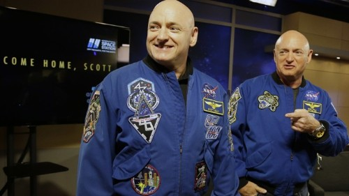 What's Different About Astronaut DNA?