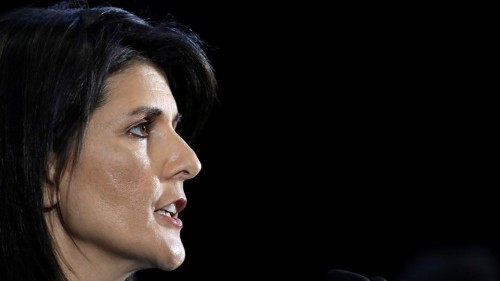Michael Wolff and the Smearing of Nikki Haley