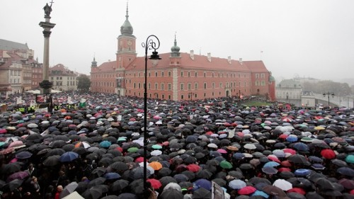 The Rejection of Poland's Total Ban on Abortions