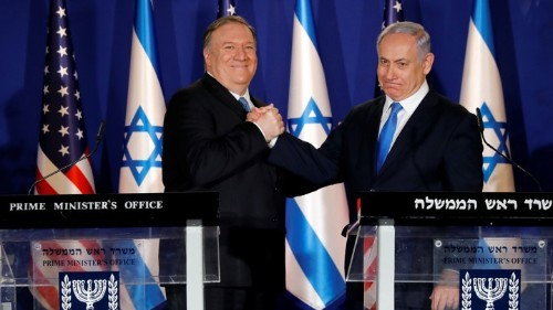 Trump Recognizes Israel Sovereignty Over Golan Heights: The Politics Daily