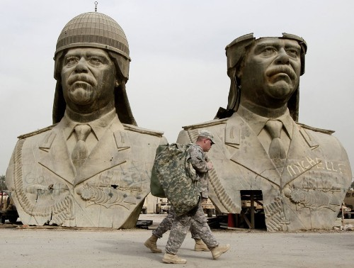 Photos: Looking Back at the War in Iraq, 15 Years After the U.S. Invaded