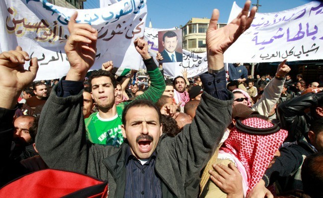 In Jordan, the Arab Spring Isn't Over