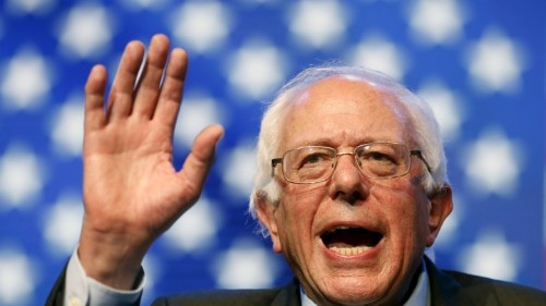 Bernie Sanders's Highly Sensible Plan to Turn Post Offices Into Banks