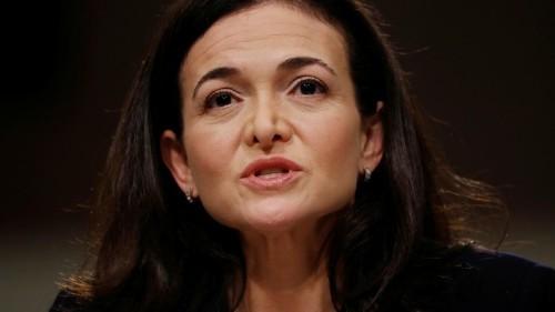 How Sheryl Sandberg Lost Her Feminist Street Cred
