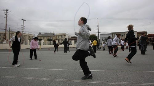 Gym Class Is So Bad, Kids Are Skipping School to Avoid It