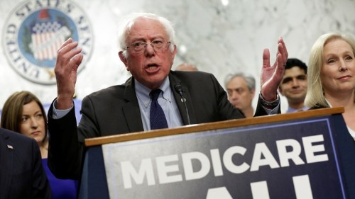 Bernie Sanders Thinks He Can Beat Insurers. He's Wrong.