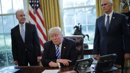 It's Never Trump's Fault