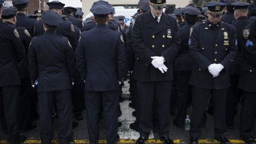 Why the NYPD Turned Its Back on the City