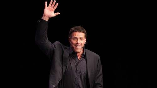 Tony Robbins, #MeToo, and the Limits of Self-Help