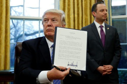 Here's What Trump's Latest Executive Orders Do