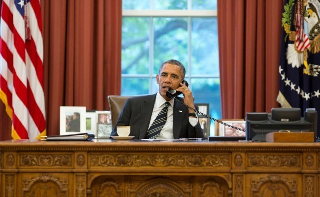 Washington Negotiates With Terrorists—Why Can't Obama Talk to the GOP?