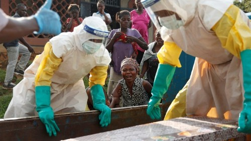 WHO Sounds Its Loudest Alarm Over Ebola in the Congo