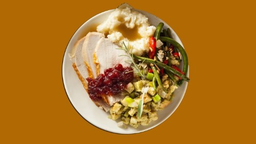 How to Engineer the Optimally Delicious Thanksgiving Plate