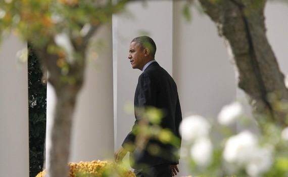 Obama's Terrible, Horrible, No-Good, Very Bad Year
