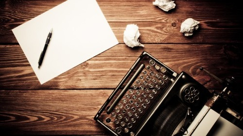 The Power in Writing About Yourself