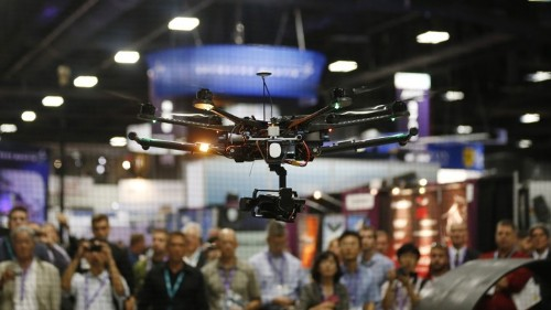 There's No Real System to Counter Rogue Drones