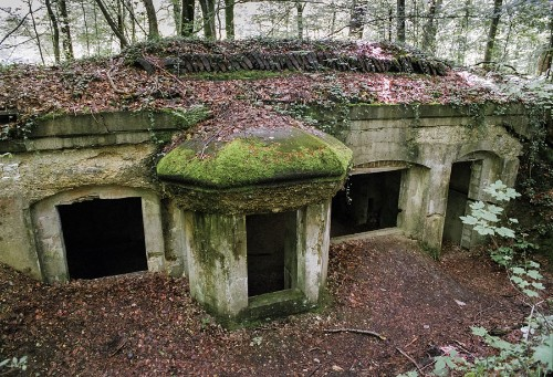 The Fading Battlefields of World War I