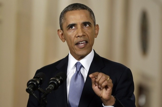 Does Syria Represent Obama's Final Pivot Away From the Middle East?