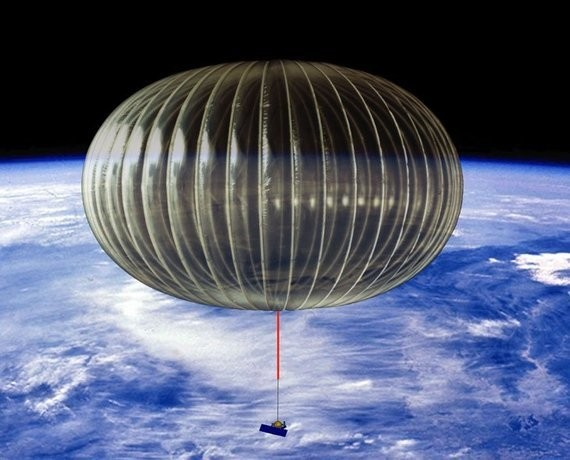 The Next Big Thing for Exploring the Distant Universe: Balloons