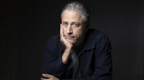 The House That Jon Stewart Built