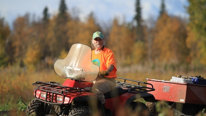 Climate Change Is Making Farming Irresistible in Alaska