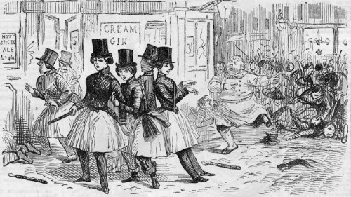 When American Suffragists Tried to 'Wear the Pants'