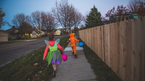 Trick-or-Treating Isn't What It Used to Be