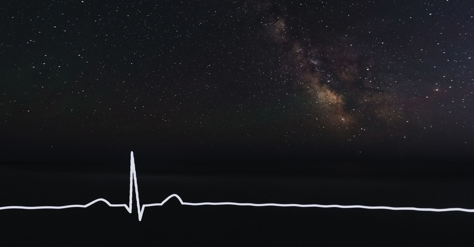 A Mysterious Rhythm Is Coming From Another Galaxy